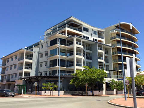 Luxury Rockingham apartments accommodation - Spinnakers