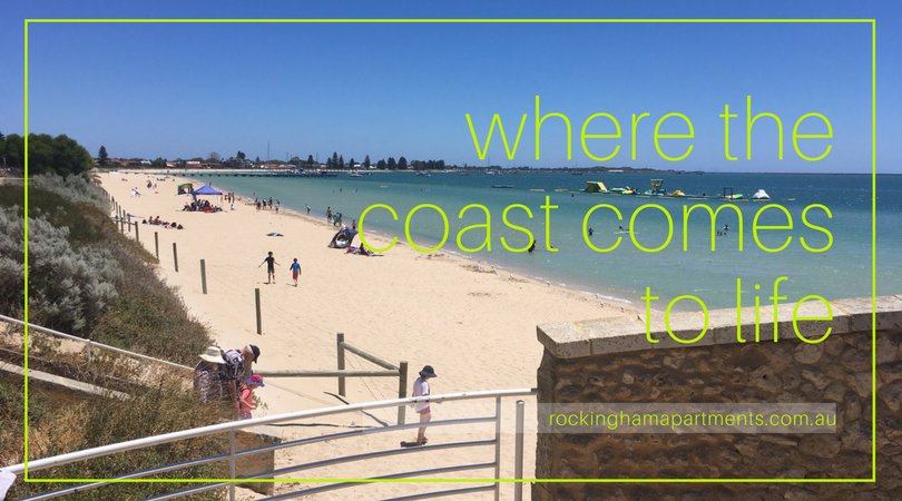 Rockingham apartmetns for luxury accommodation right on the beachfront