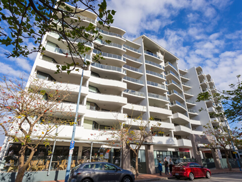 Luxury Rockingham apartments accommodation - Nautilus