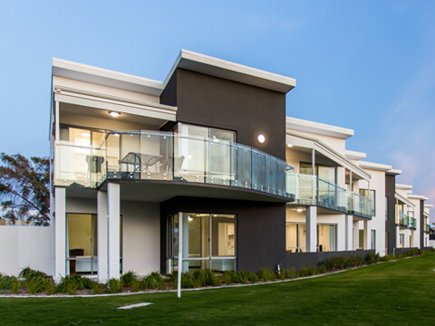 Luxury Rockingham apartments accommodation - Reflections