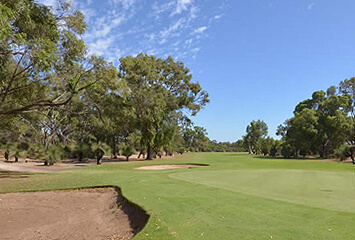 ROCKINGHAM GOLF COURSE