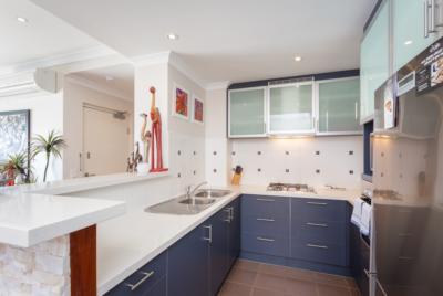 Rockingham Apartments Nautilus on Kent luxury accommodation room image